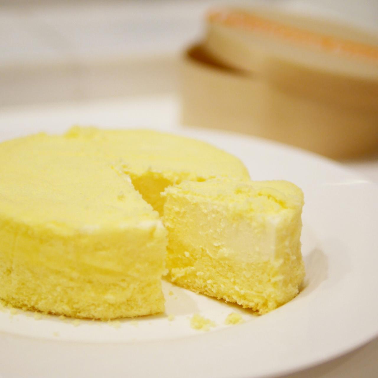 Letao Cheesecake closeup