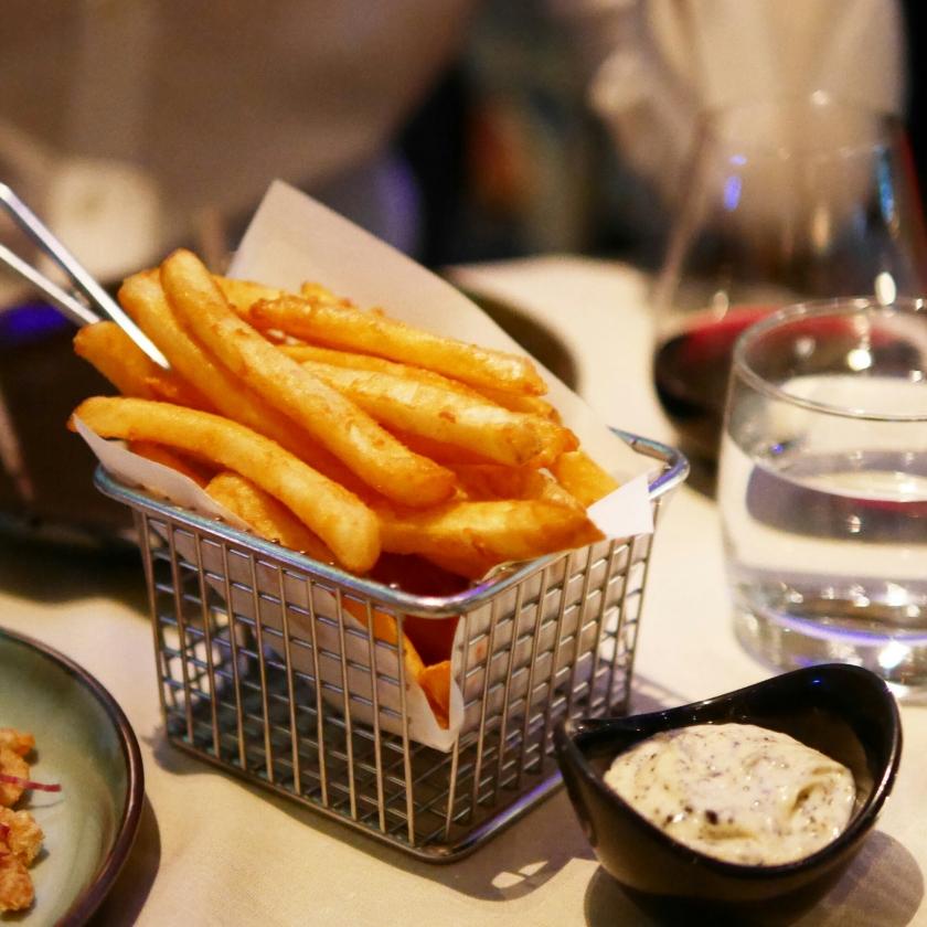 Glasshouse Fries