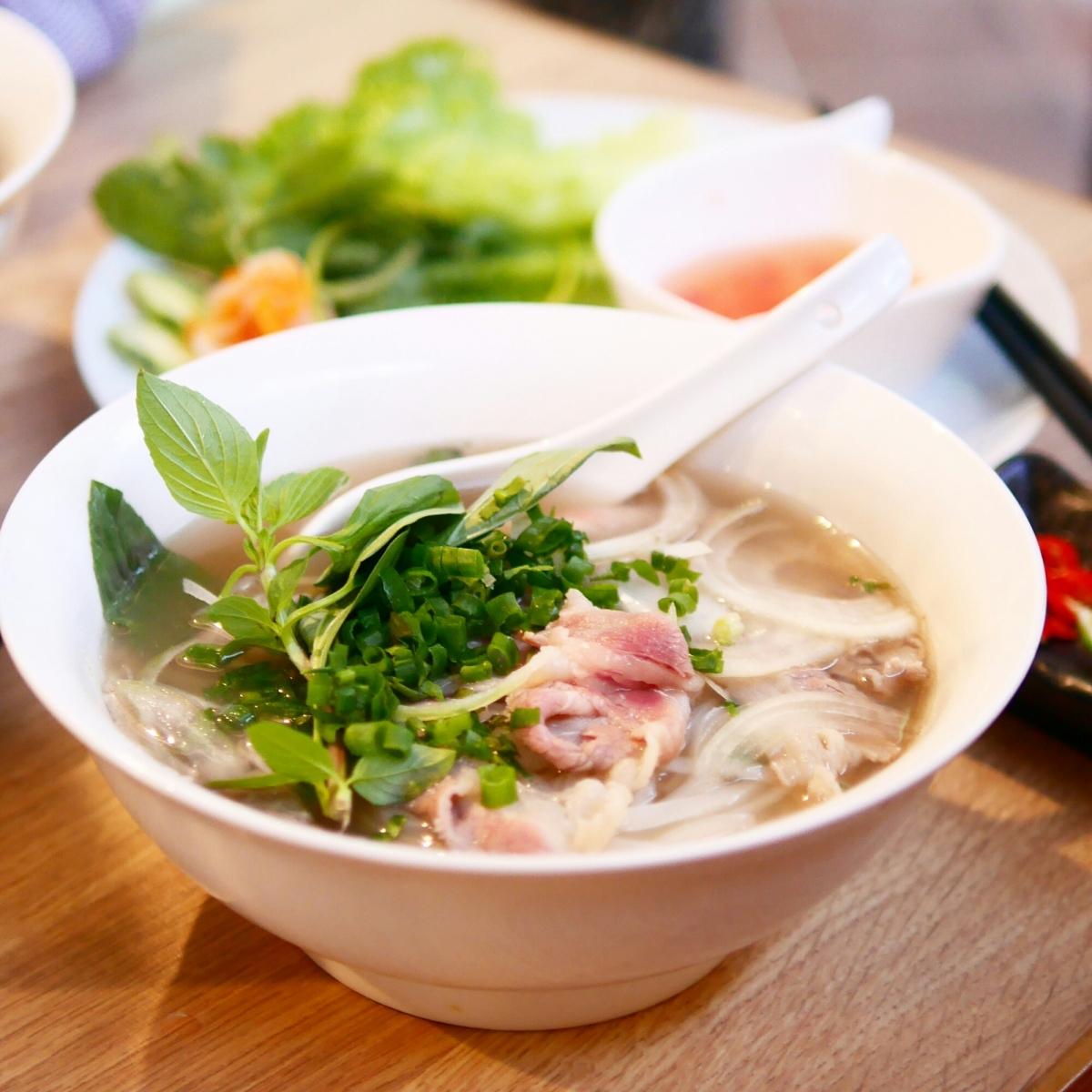 Bun Cha Vietnamese: Best Beef Pho in Hong Kong