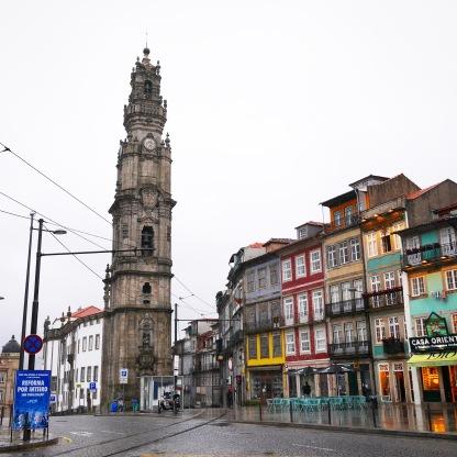 Porto - Torre de Clerigos