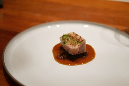 Tuna belly, The Signature Journey - The House on Sathorn