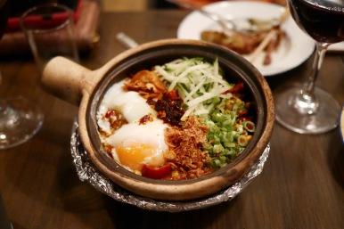 Mapo claypot rice - Provisions