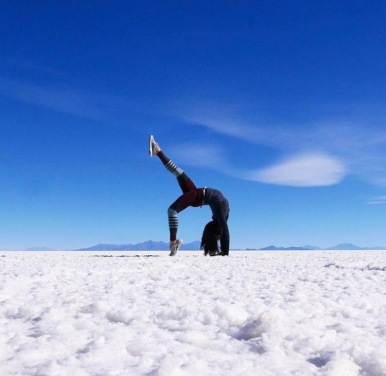 Salar de Uyuni - Salt Flats